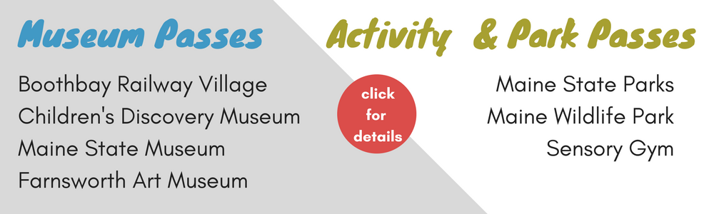 click for information on museum, park and activity passes