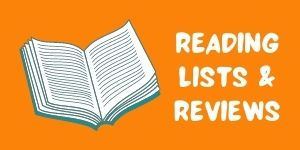 Icon for Reading Lists and Reviews that links to internal webpage that includes reading lists and reviews for teens as well as links for ebooks and audiobooks available for free online.